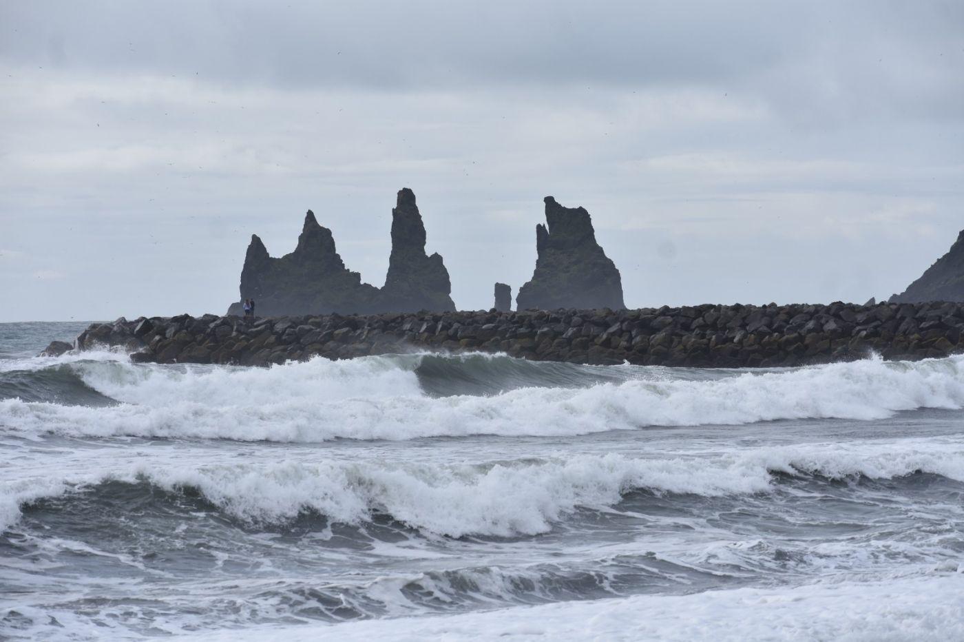 冰岛维克镇和雷尼斯黑沙滩_图1-15