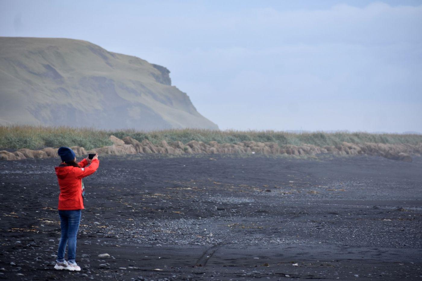 冰岛维克镇和雷尼斯黑沙滩_图1-16