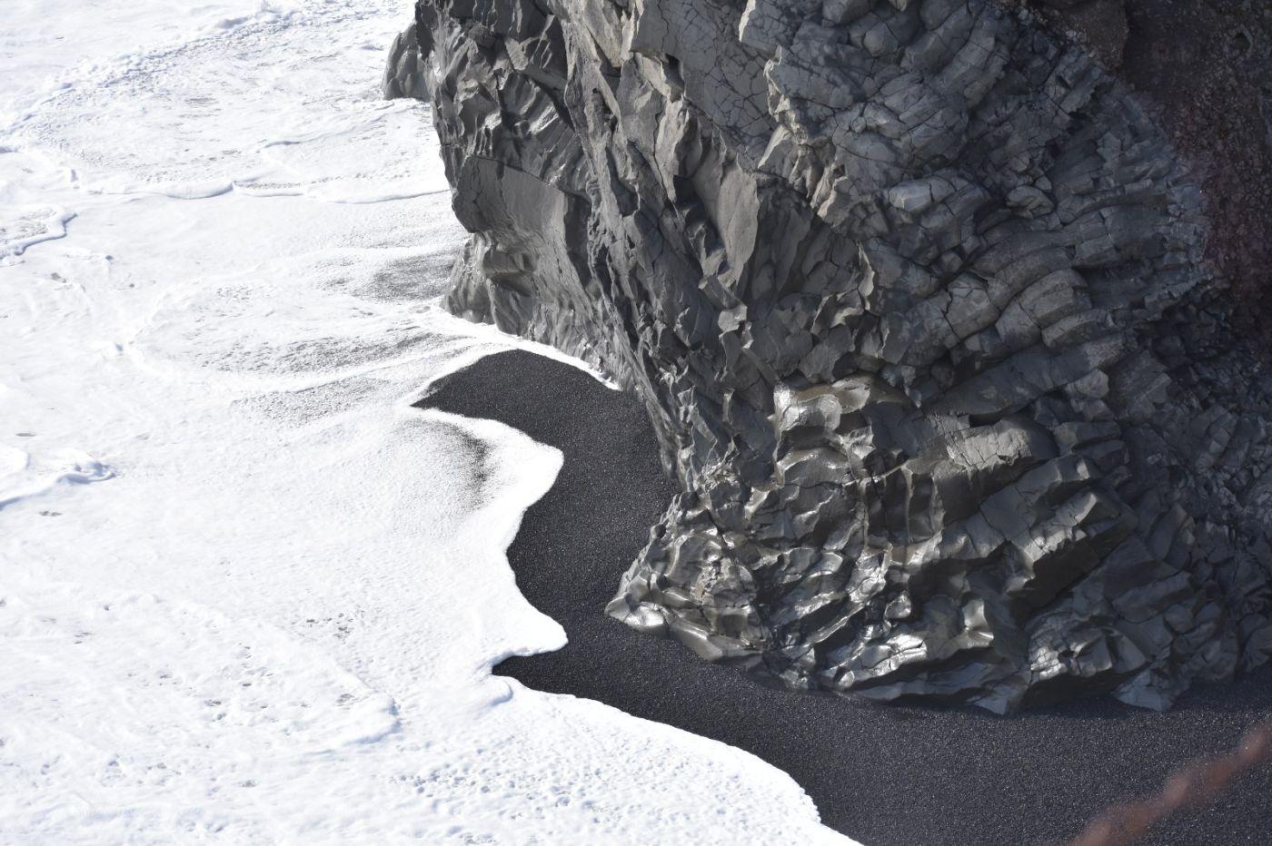 冰岛维克镇和雷尼斯黑沙滩_图1-42