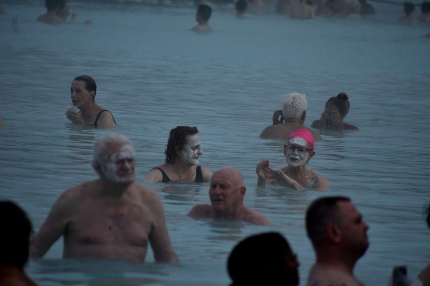 冰岛蓝湖温泉和苔原_图1-8