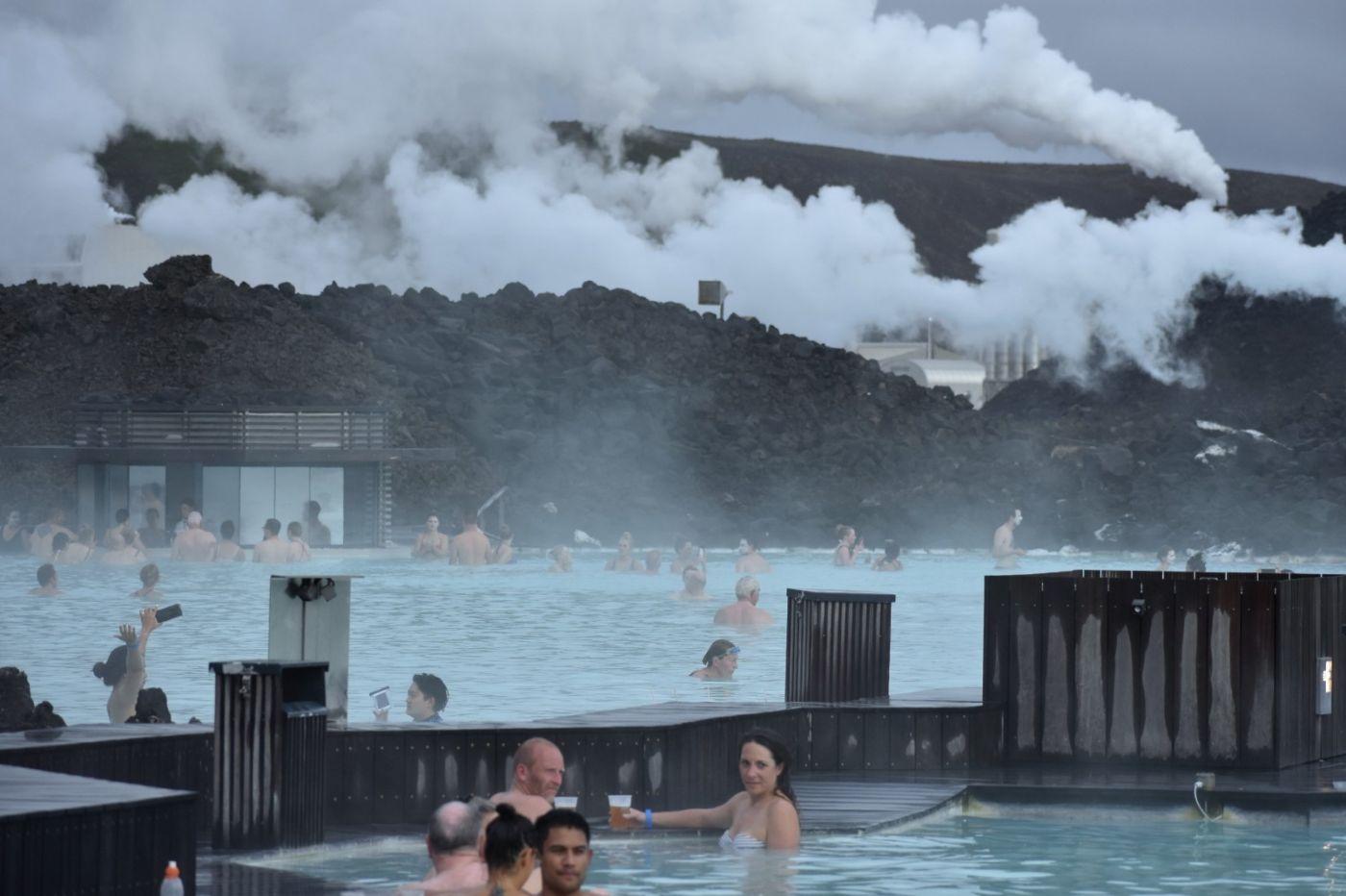 冰岛蓝湖温泉和苔原_图1-10