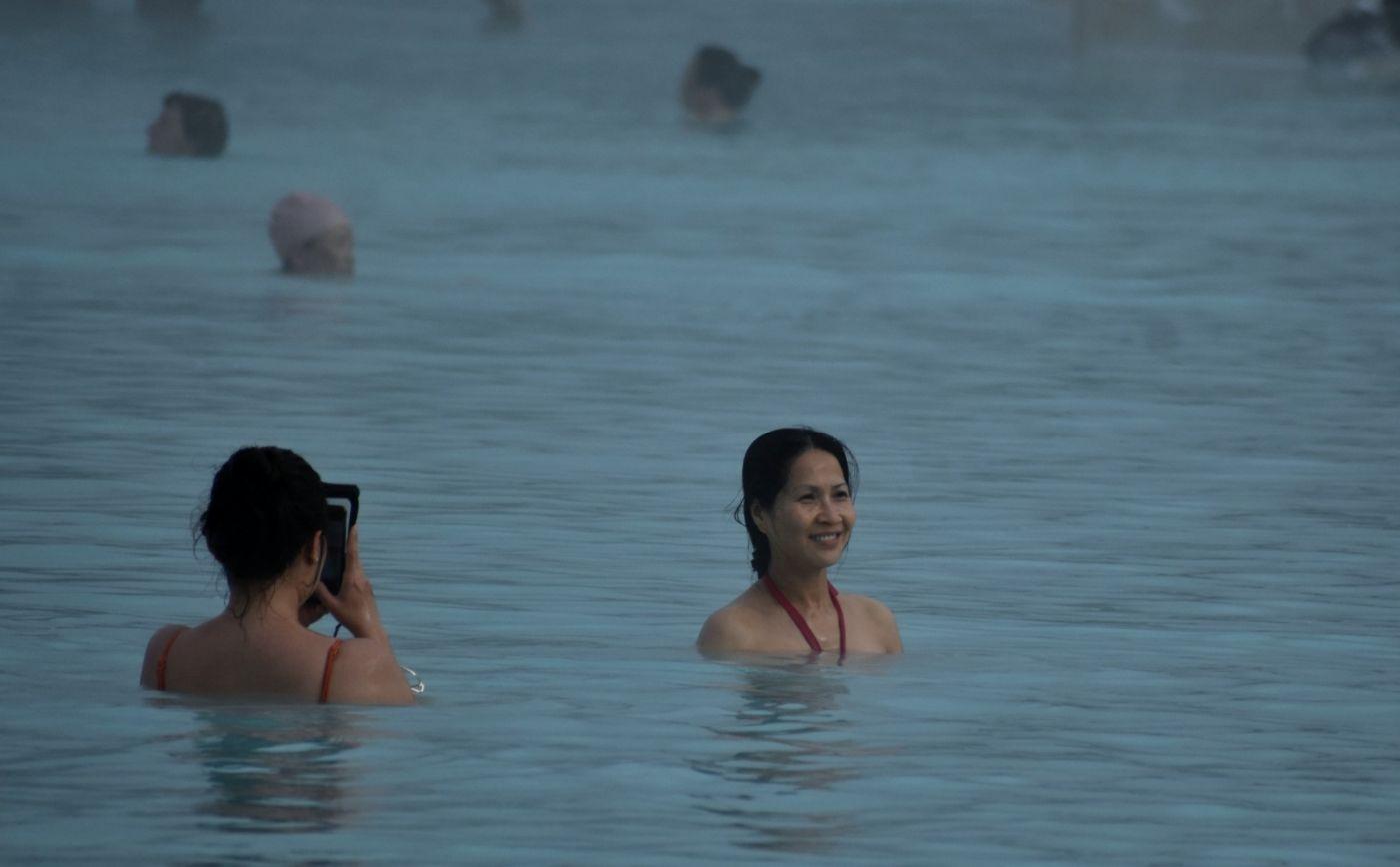 冰岛蓝湖温泉和苔原_图1-19