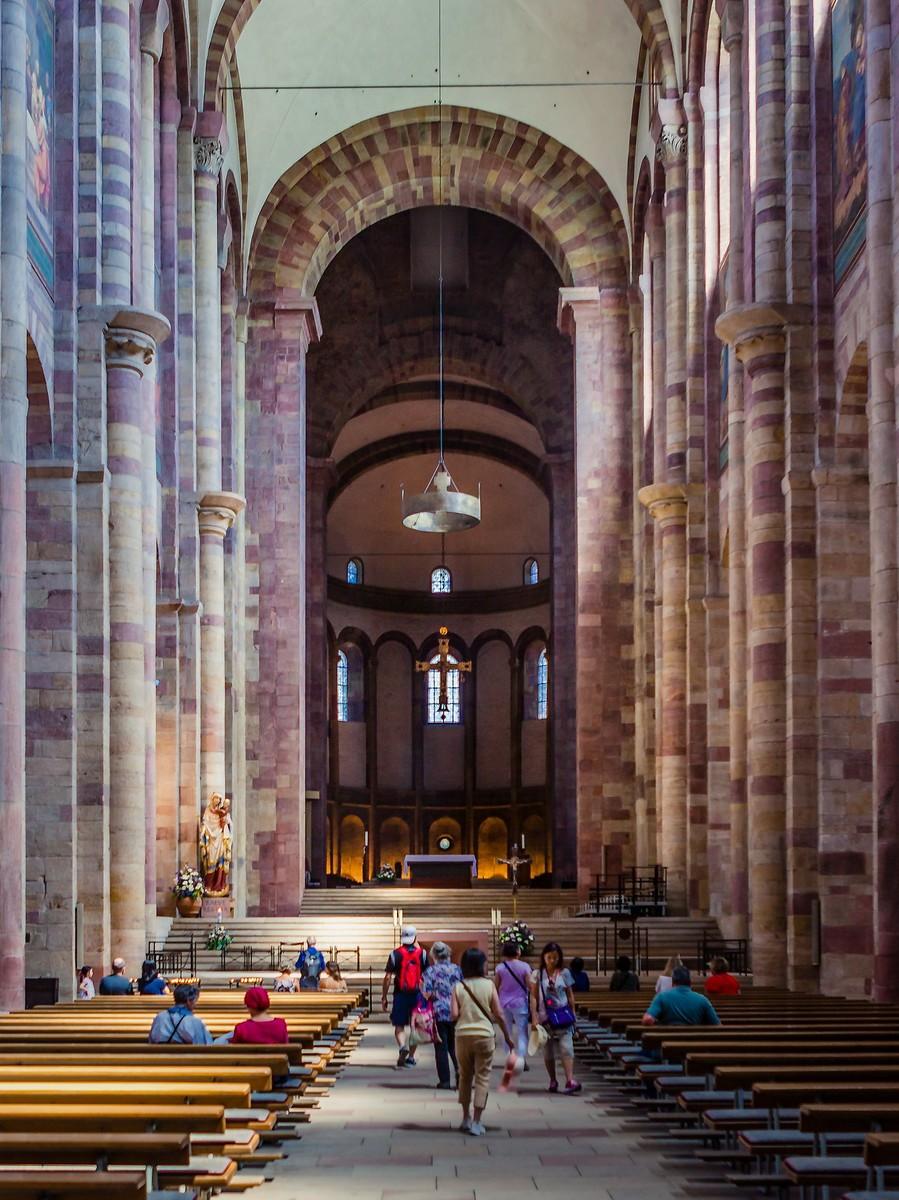德国施派尔(Speyer),名气不小_图1-9