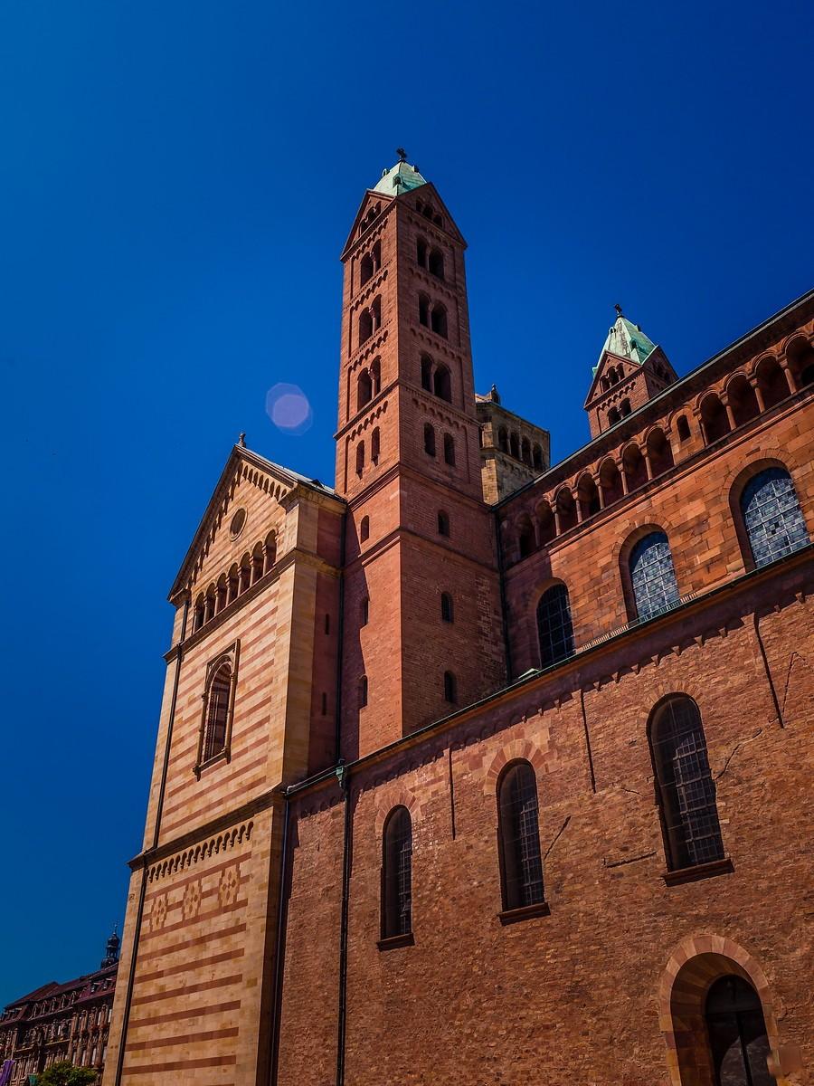 德国施派尔(Speyer),名气不小_图1-10