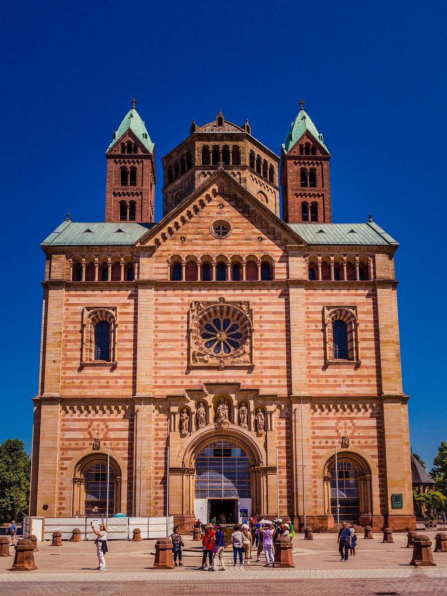 德国施派尔(Speyer),名气不小_图1-12