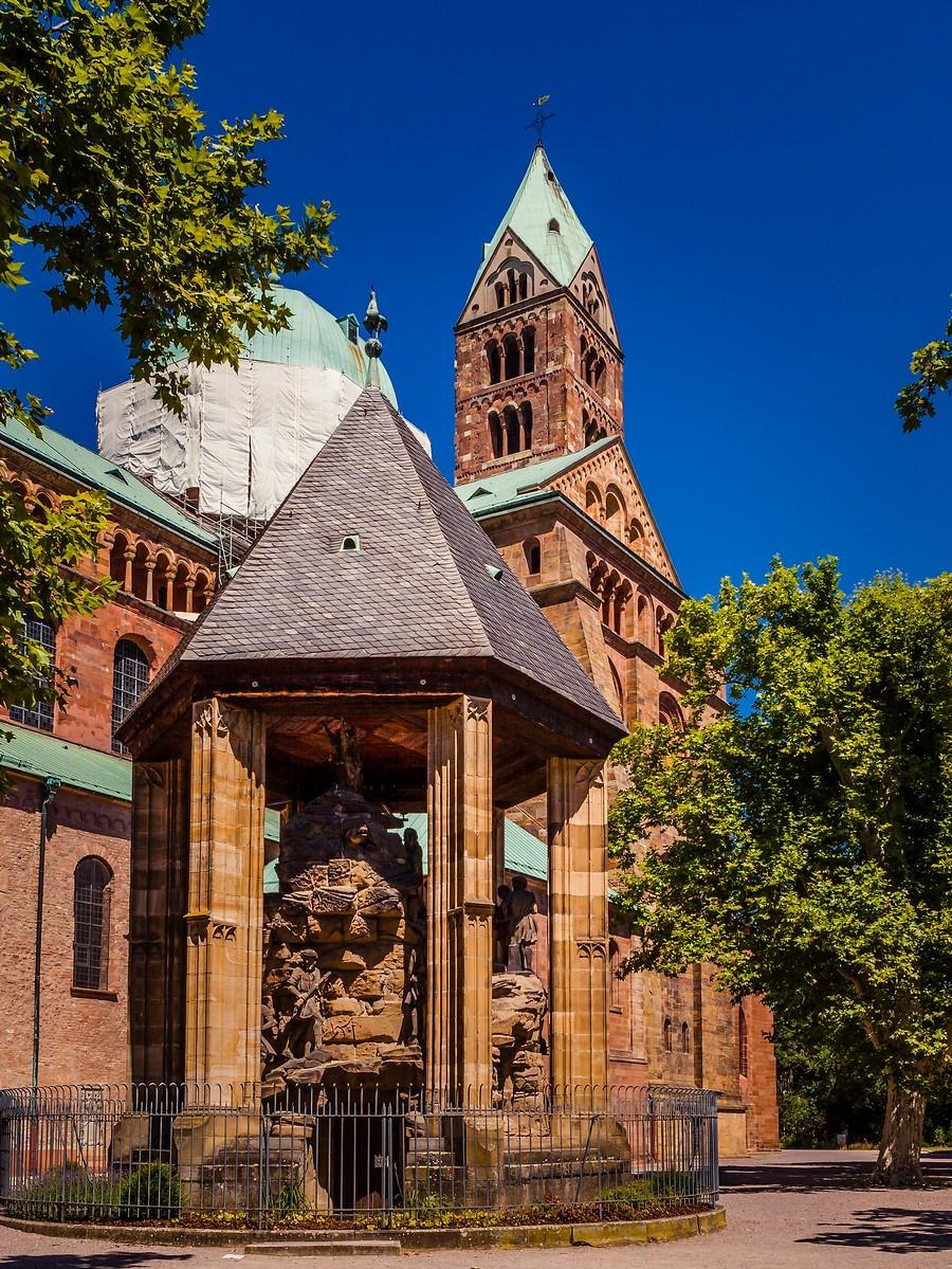 德国施派尔(Speyer),名气不小_图1-11