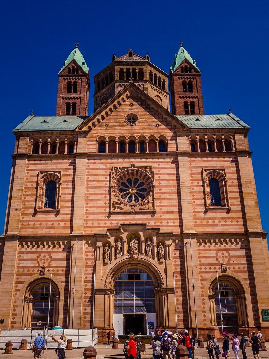 德国施派尔(Speyer),名气不小_图1-5