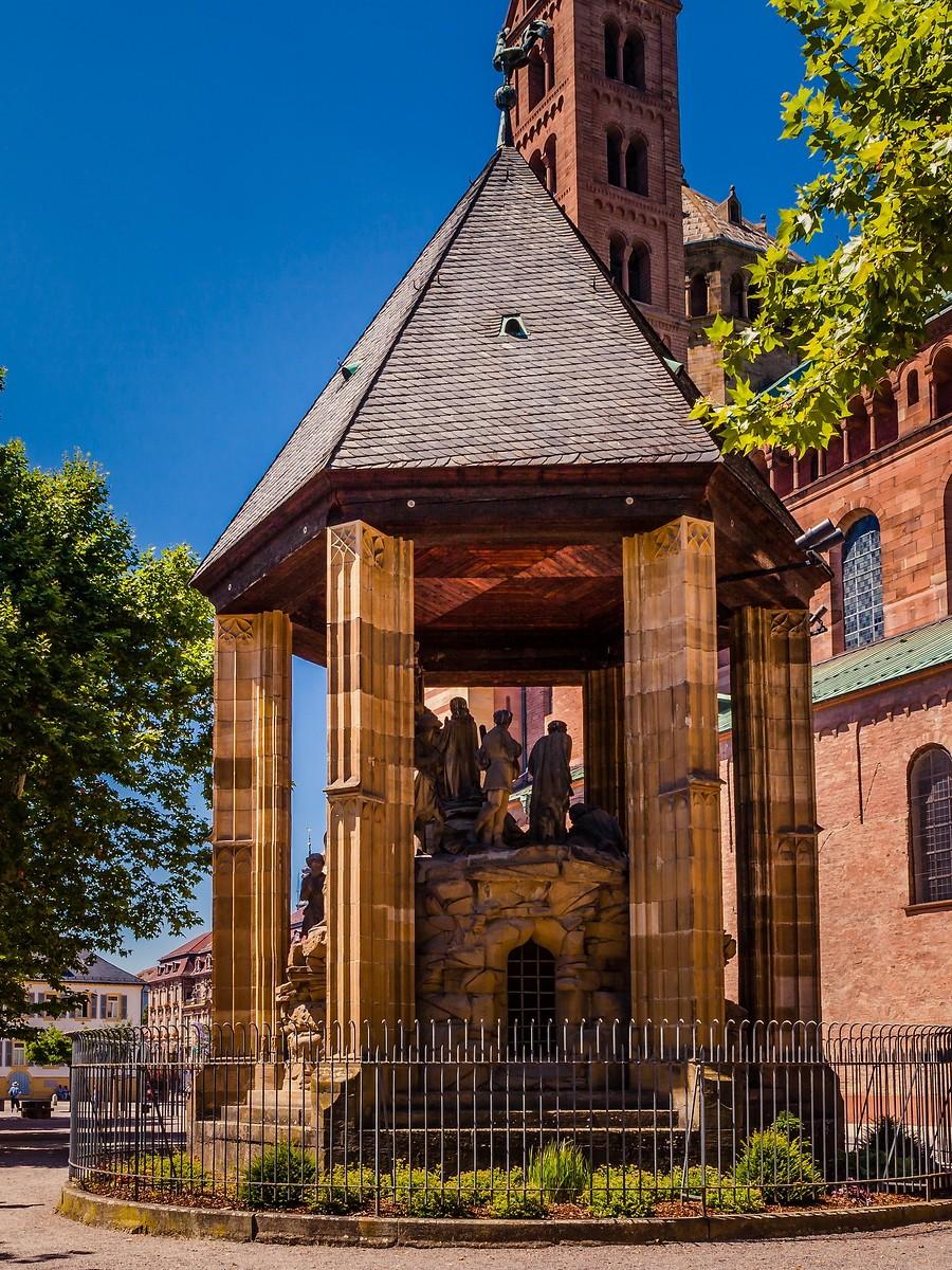 德国施派尔(Speyer),名气不小_图1-7