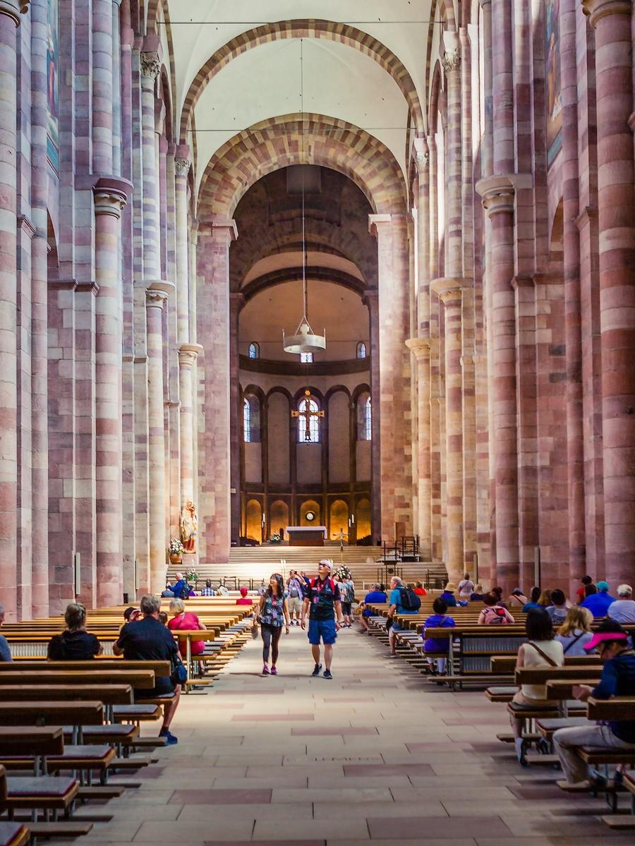 德国施派尔(Speyer),名气不小_图1-1