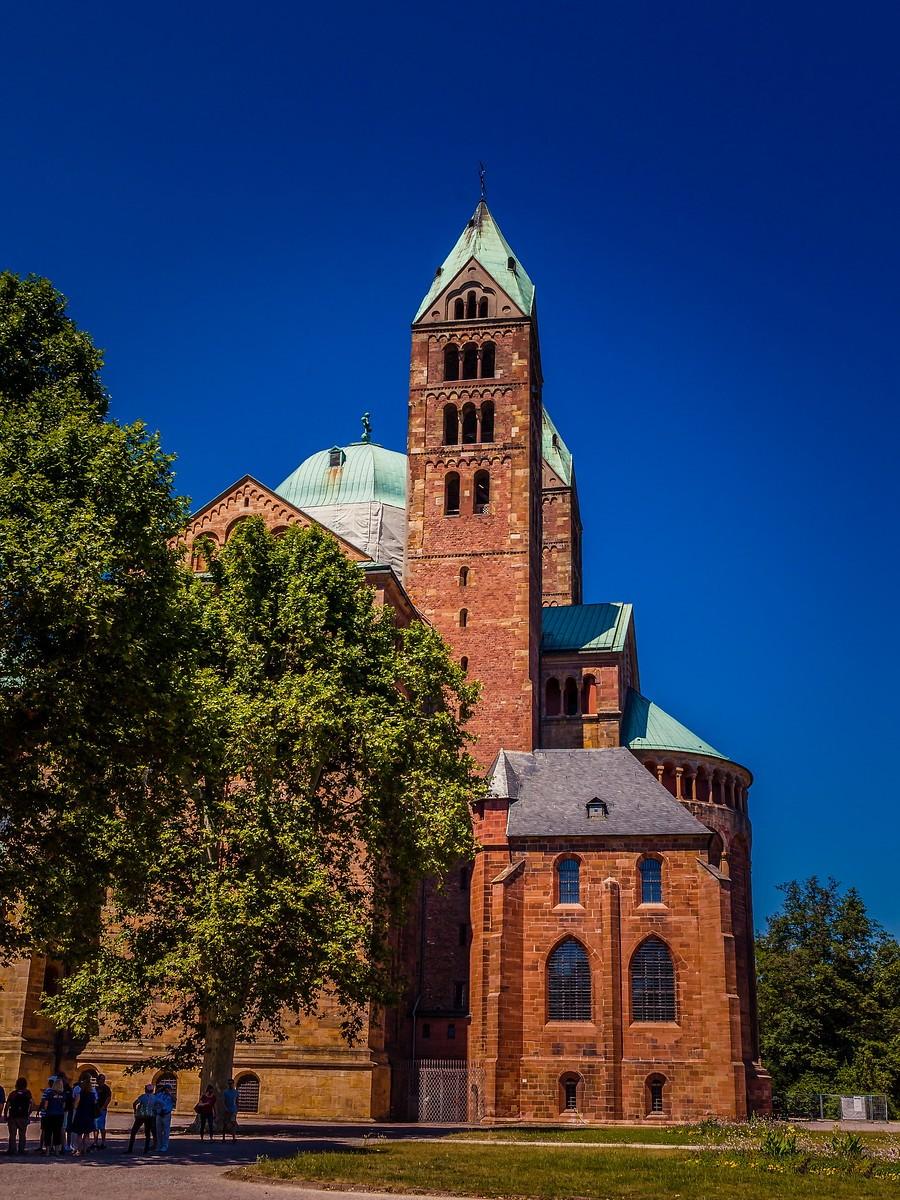 德国施派尔(Speyer),名气不小_图1-14