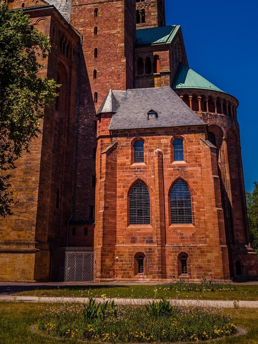 德国施派尔(Speyer),名气不小_图1-18
