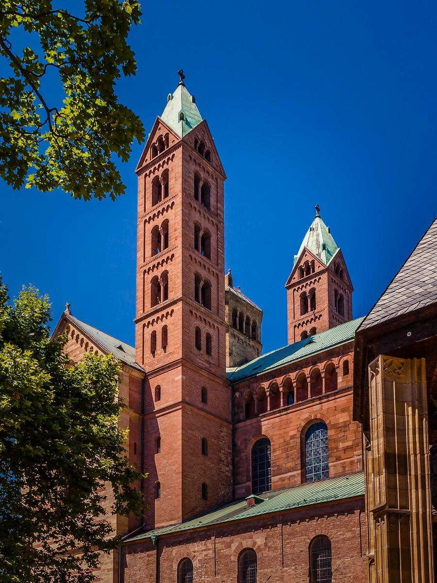 德国施派尔(Speyer),名气不小_图1-22