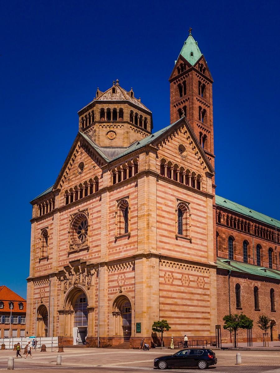 德国施派尔(Speyer),名气不小_图1-30