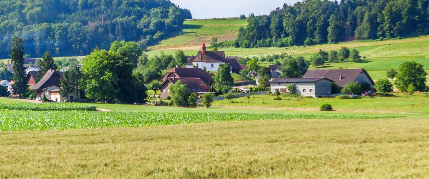 瑞士旅途,美丽的家园_图1-30