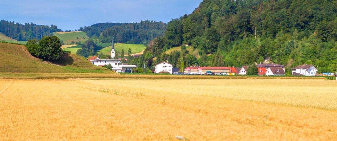 瑞士旅途,美丽的家园_图1-19
