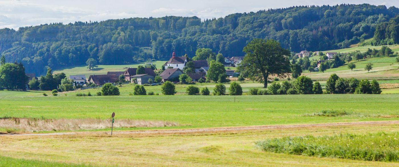 瑞士旅途,美丽的家园_图1-14