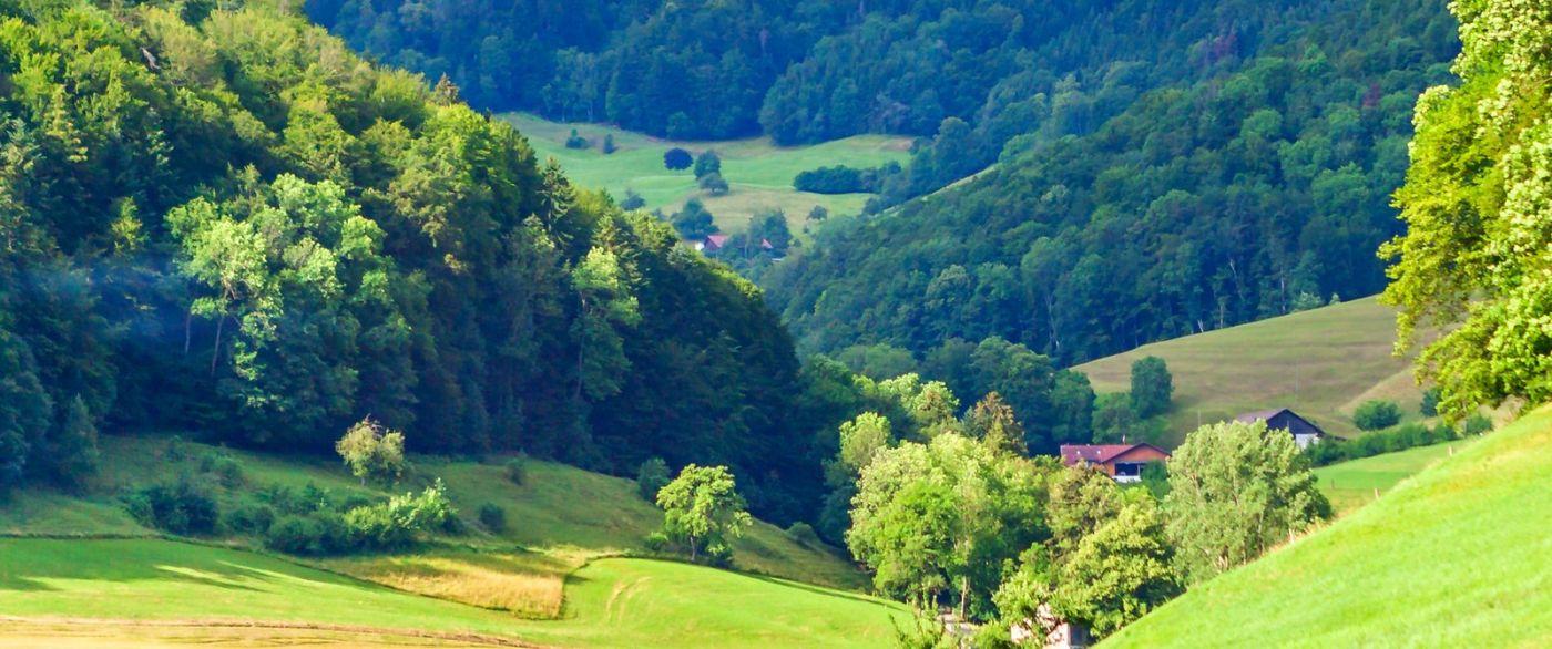 瑞士旅途,美丽的家园_图1-3