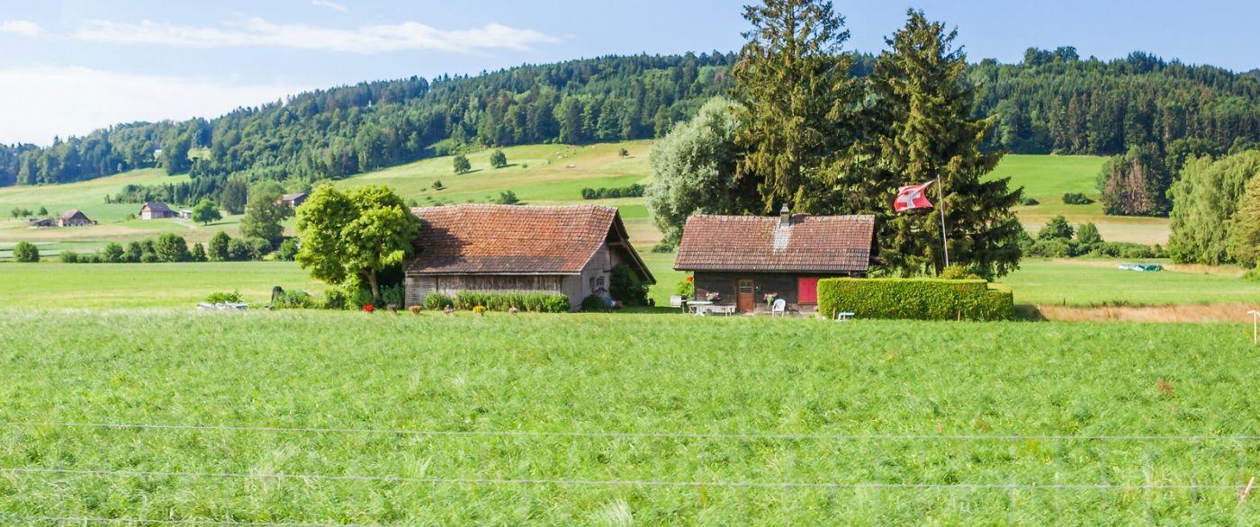 瑞士旅途,美丽的家园_图1-7