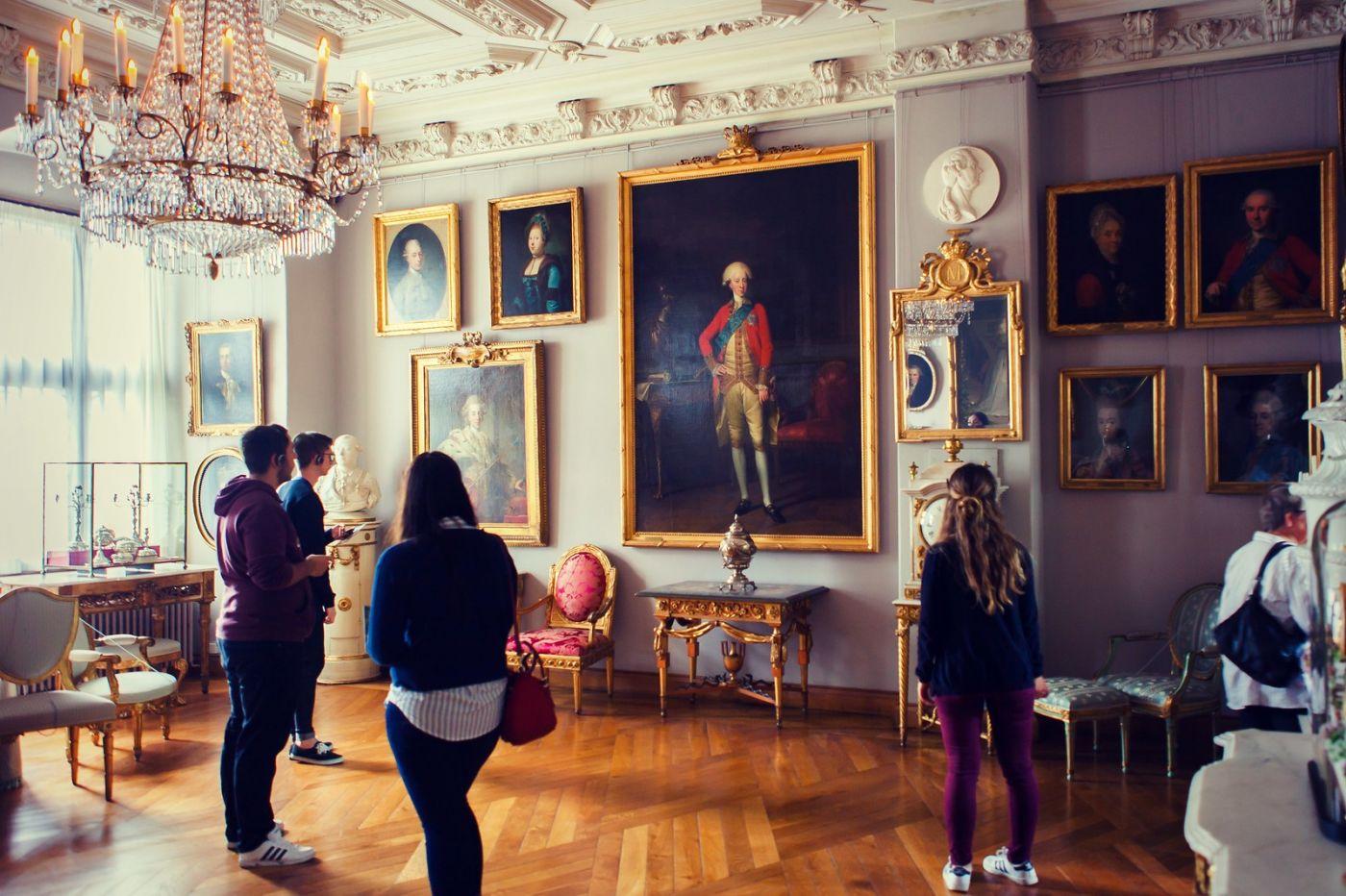 丹麦腓特烈堡城堡,当年的风采_图1-4