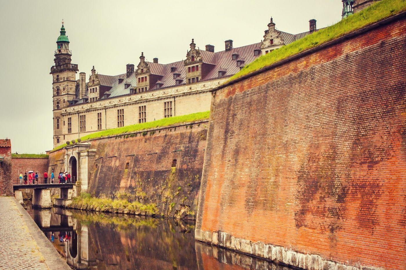 丹麦腓特烈堡城堡,当年的风采_图1-6