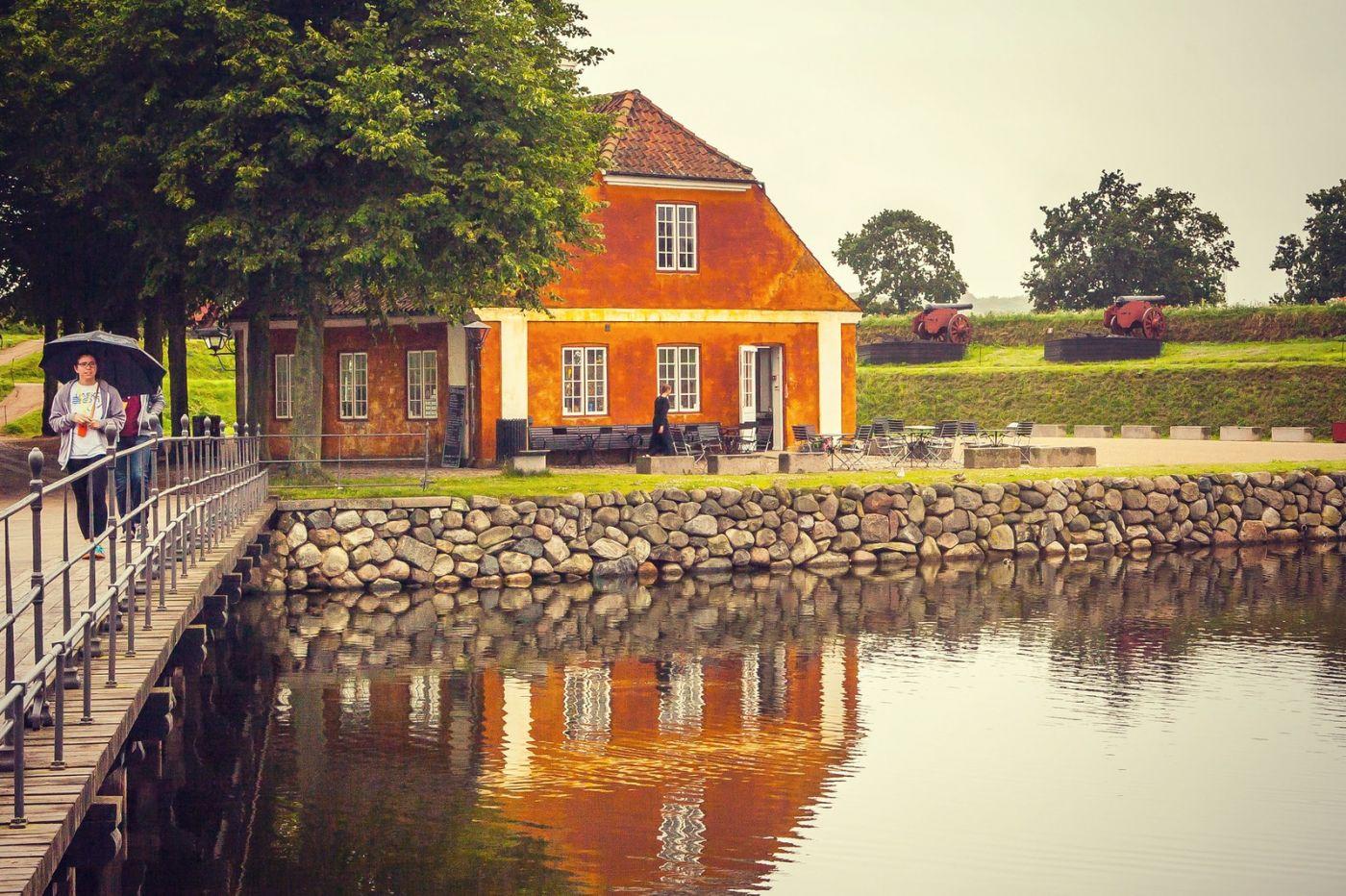 丹麦腓特烈堡城堡,当年的风采_图1-3