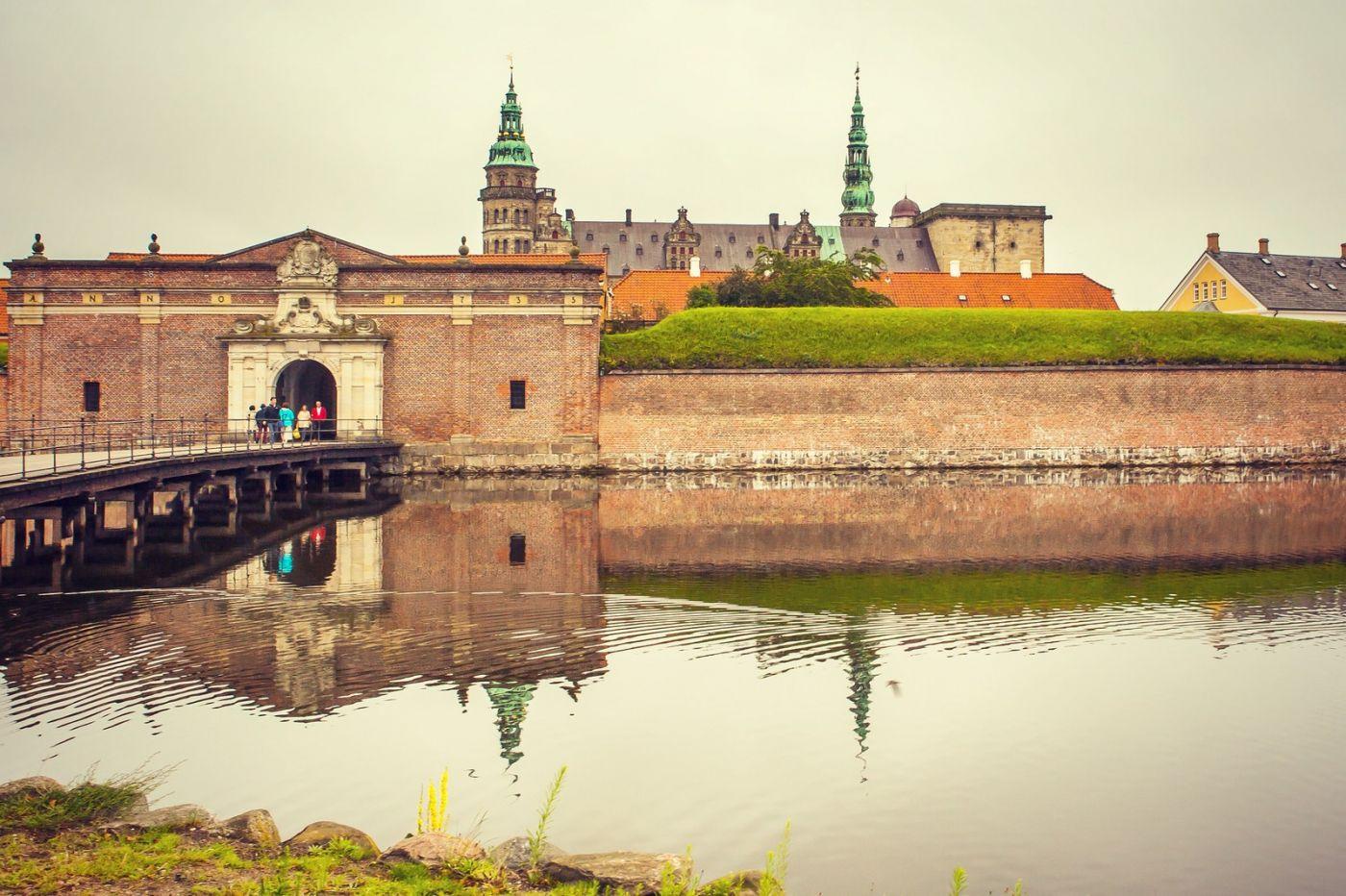 丹麦腓特烈堡城堡,当年的风采_图1-12