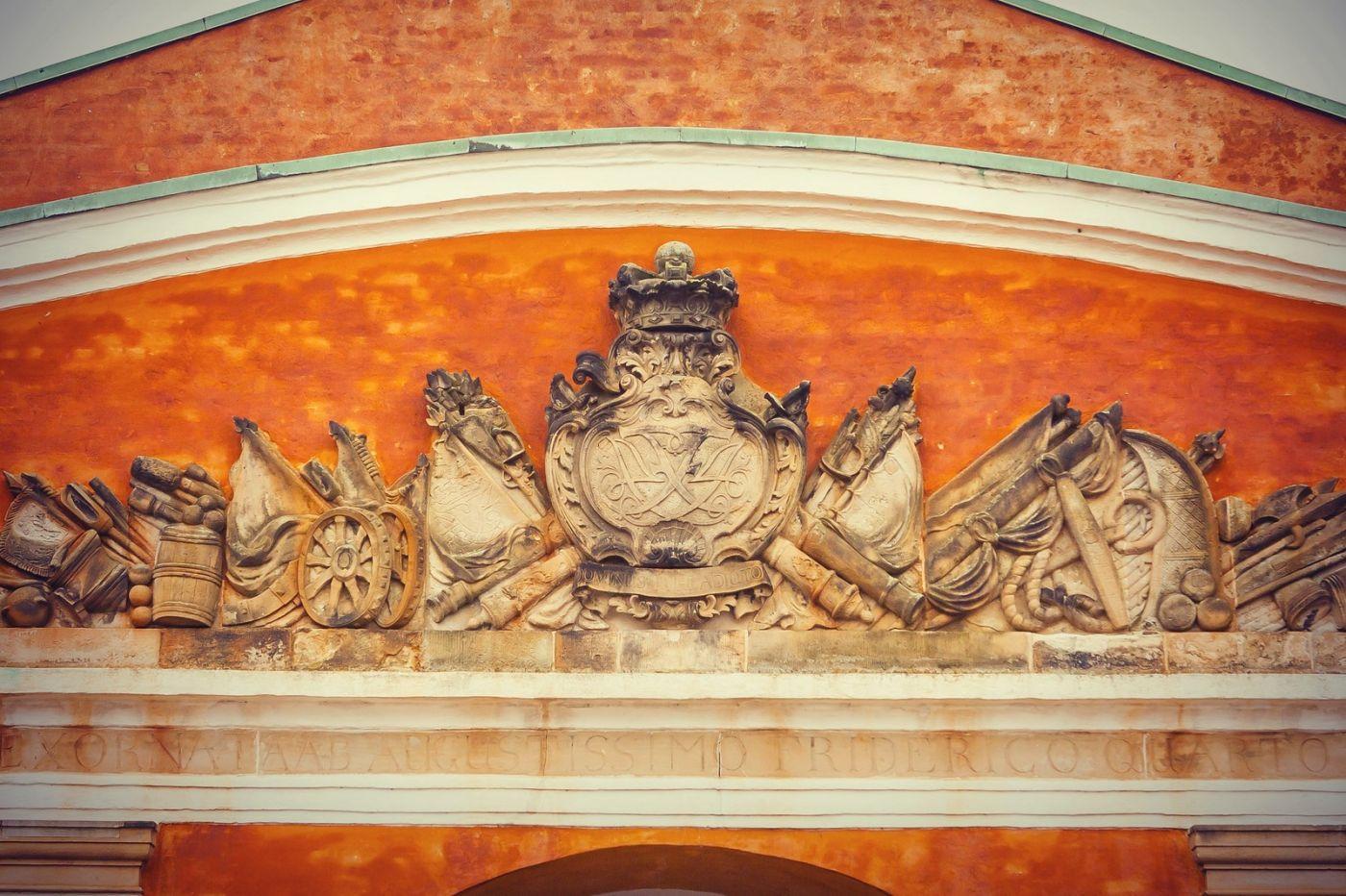 丹麦腓特烈堡城堡,当年的风采_图1-2