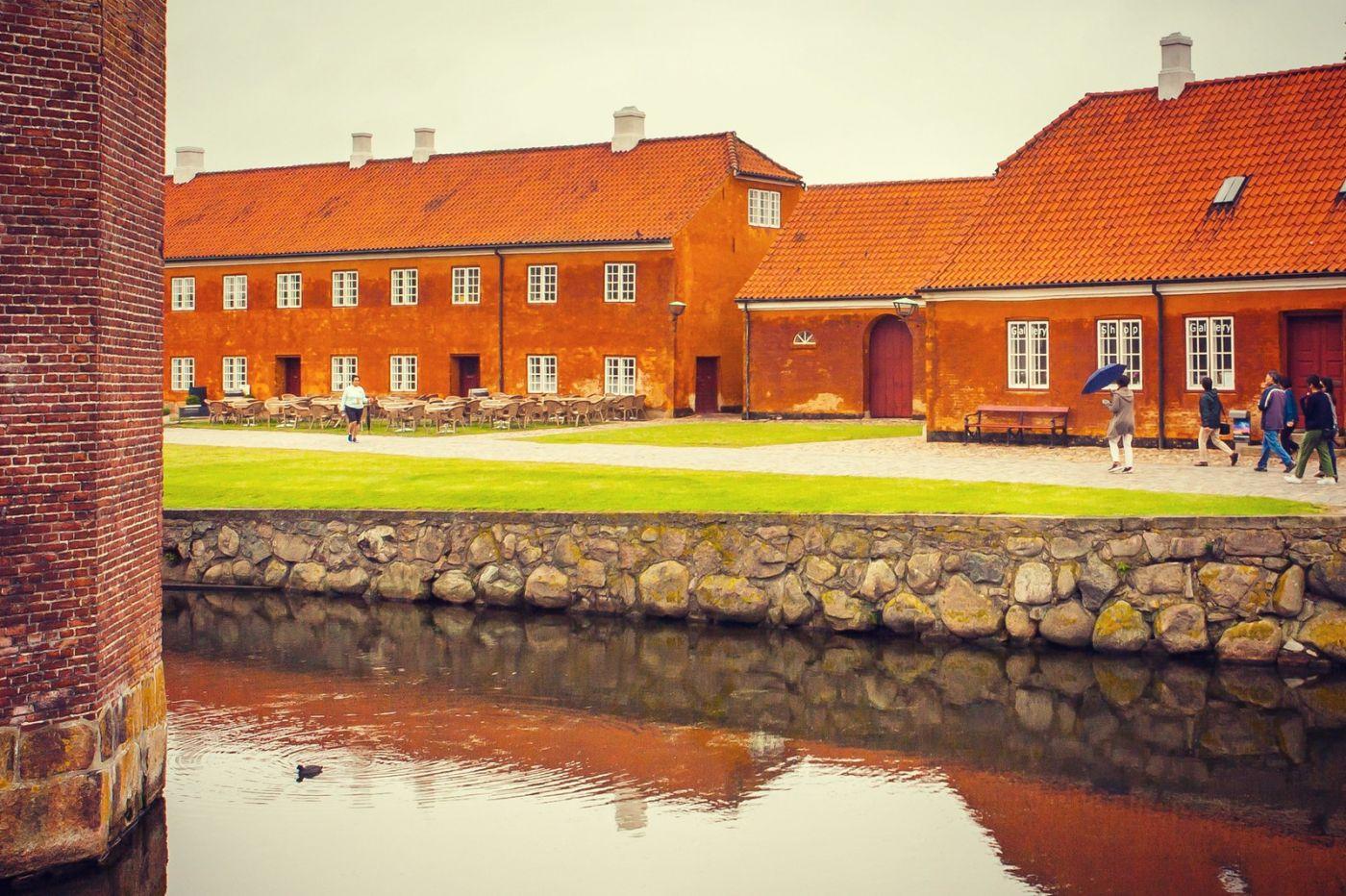 丹麦腓特烈堡城堡,当年的风采_图1-11
