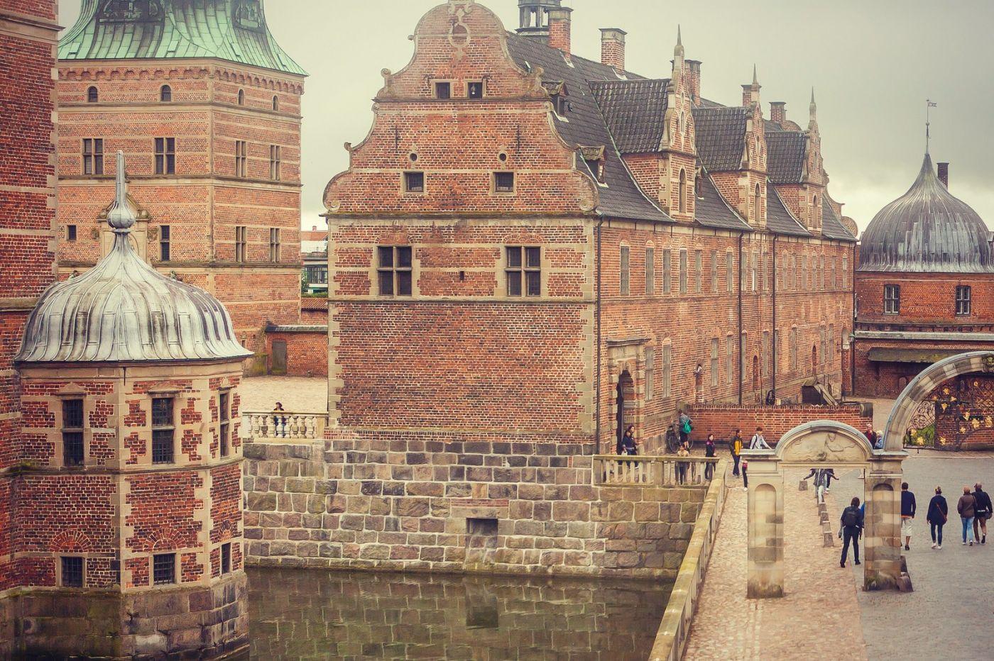 丹麦腓特烈堡城堡,当年的风采_图1-9