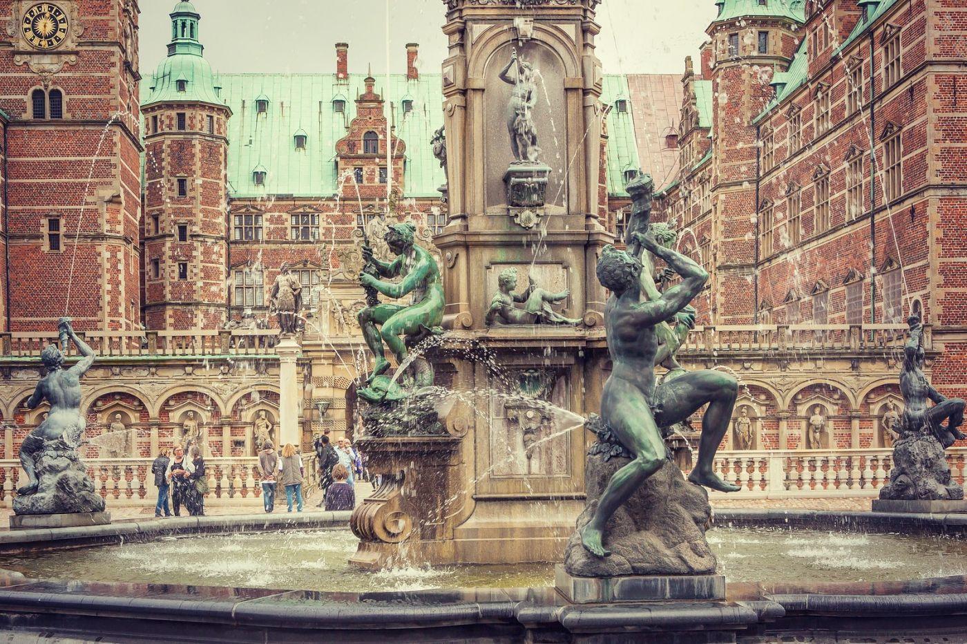 丹麦腓特烈堡城堡,当年的风采_图1-13