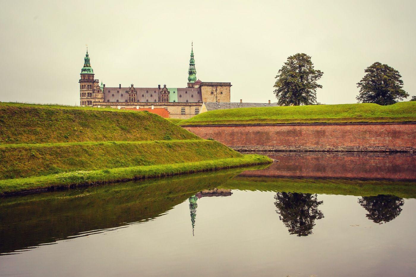 丹麦腓特烈堡城堡,当年的风采_图1-14