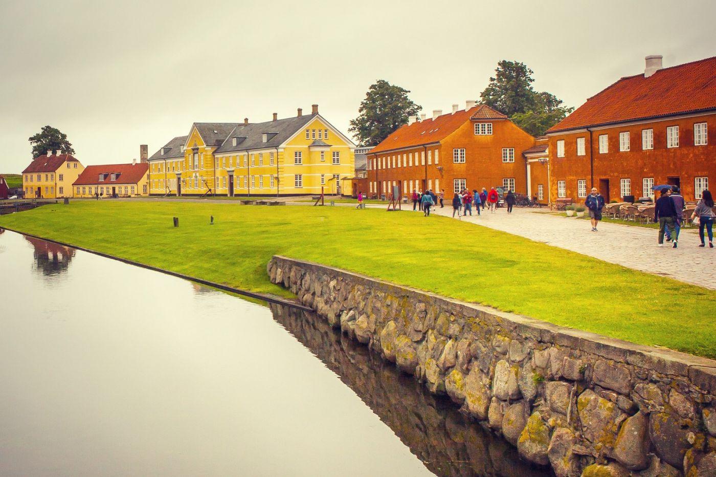 丹麦腓特烈堡城堡,当年的风采_图1-20