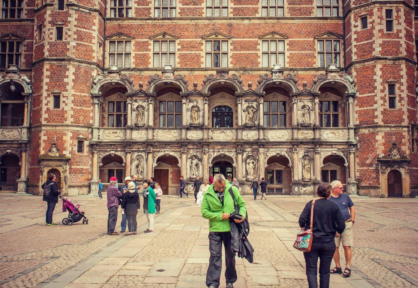 丹麦腓特烈堡城堡,当年的风采_图1-19
