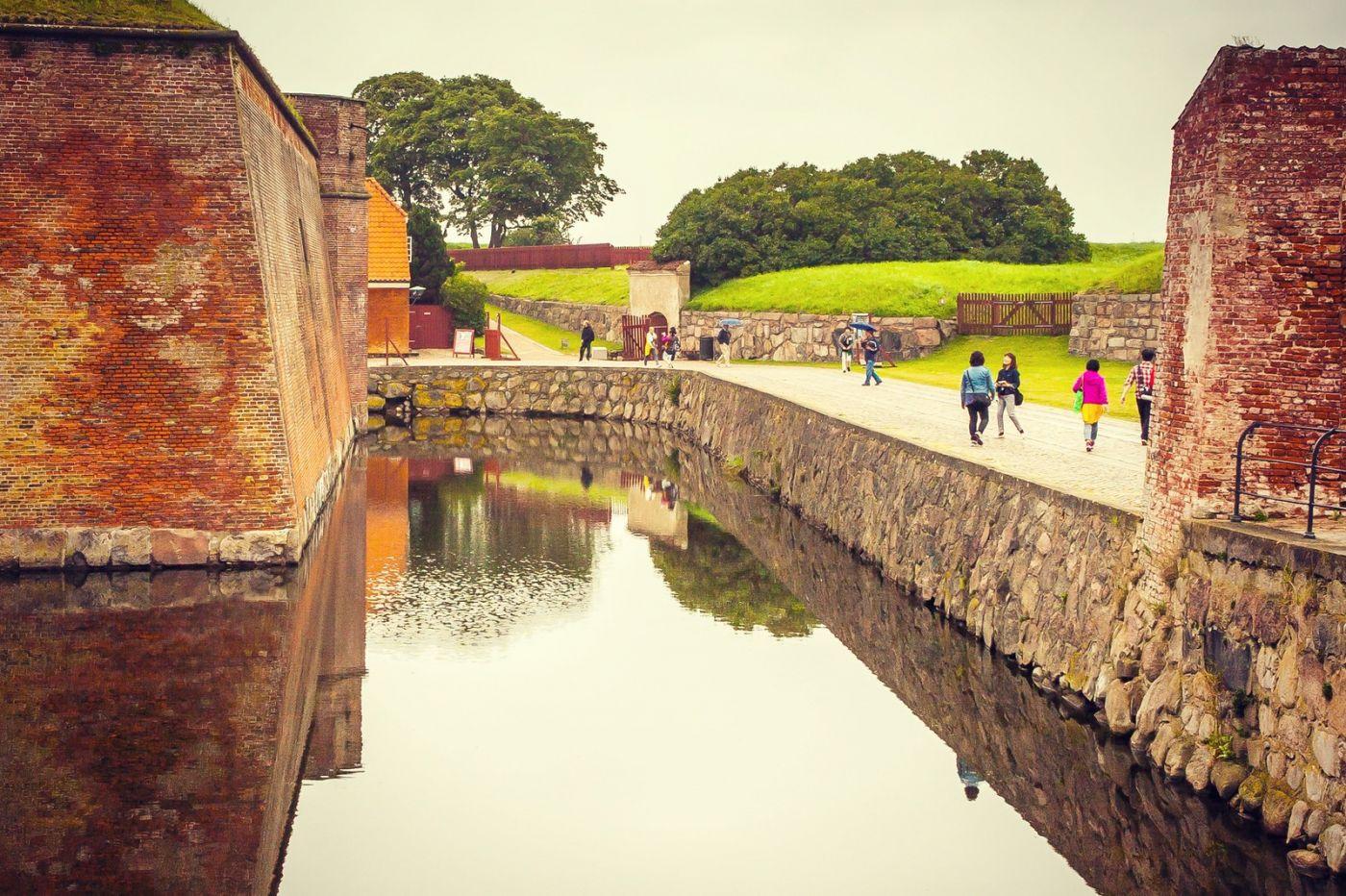 丹麦腓特烈堡城堡,当年的风采_图1-18