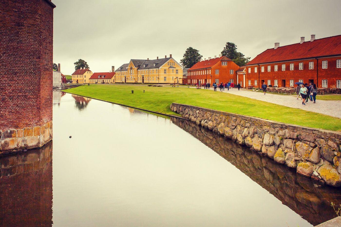 丹麦腓特烈堡城堡,当年的风采_图1-21