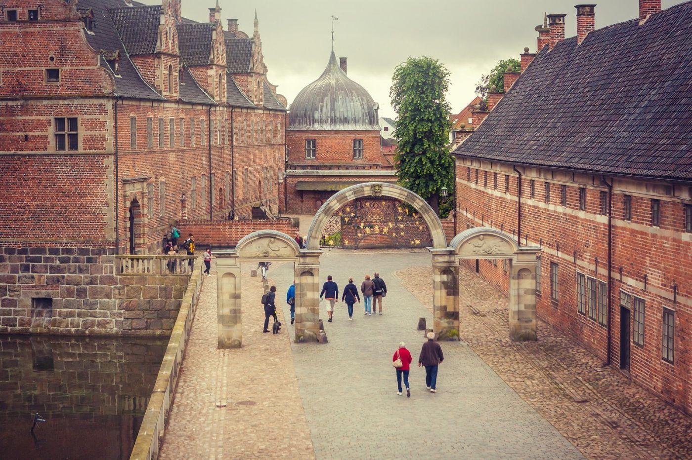 丹麦腓特烈堡城堡,当年的风采_图1-24