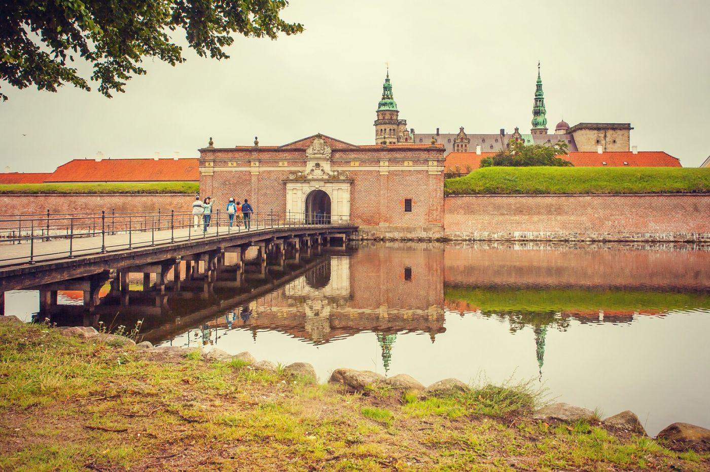 丹麦腓特烈堡城堡,当年的风采_图1-28