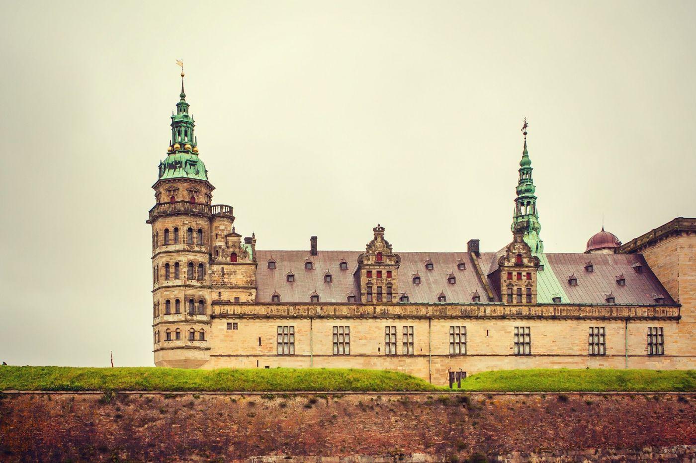 丹麦腓特烈堡城堡,当年的风采_图1-27