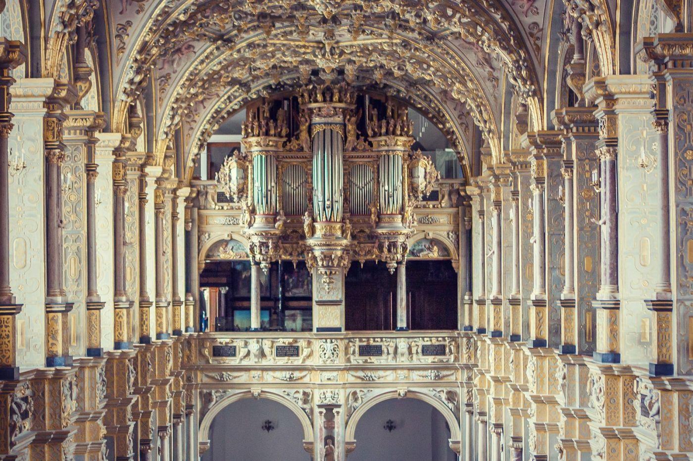 丹麦腓特烈堡城堡,当年的风采_图1-25