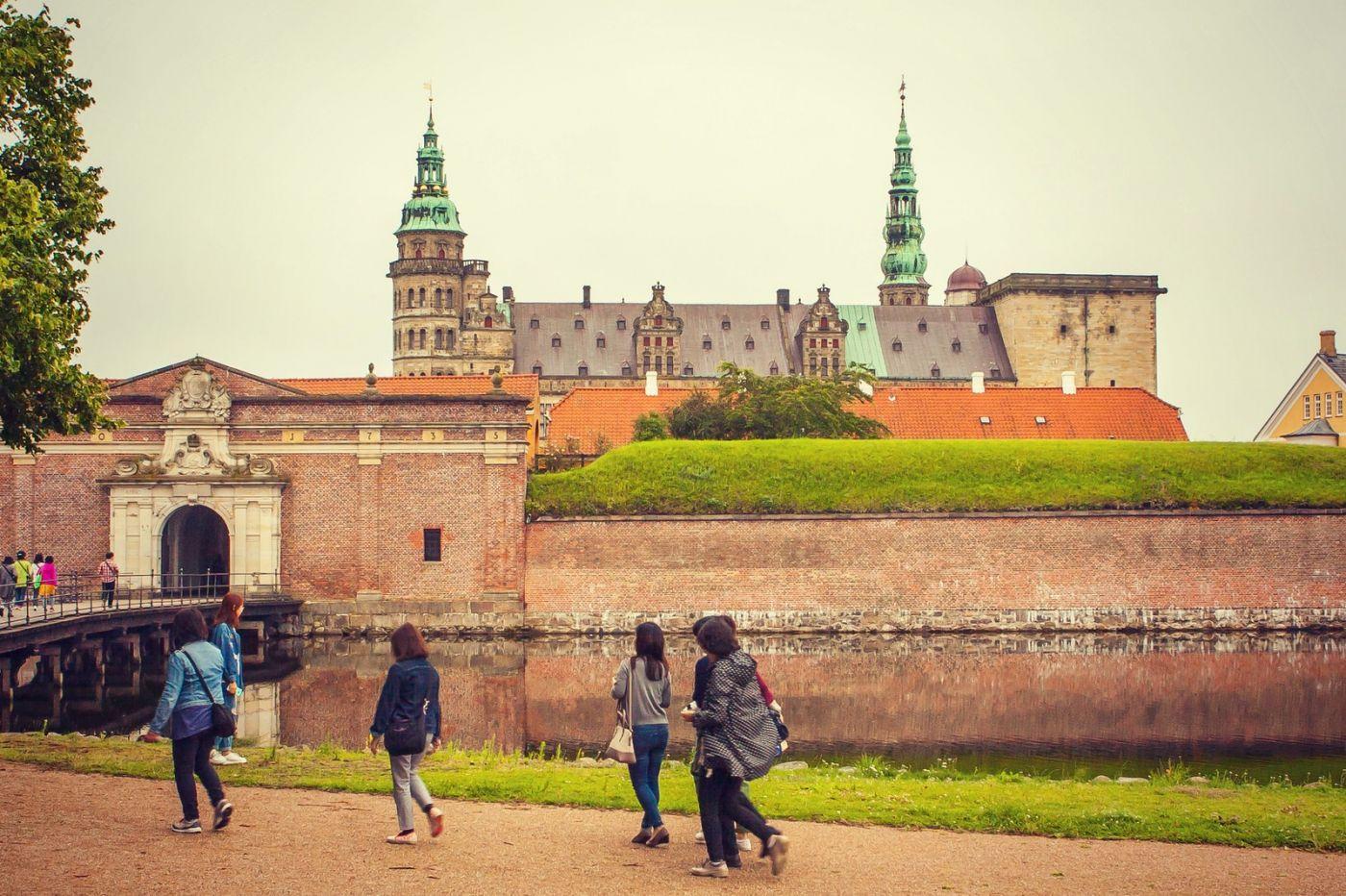 丹麦腓特烈堡城堡,当年的风采_图1-31