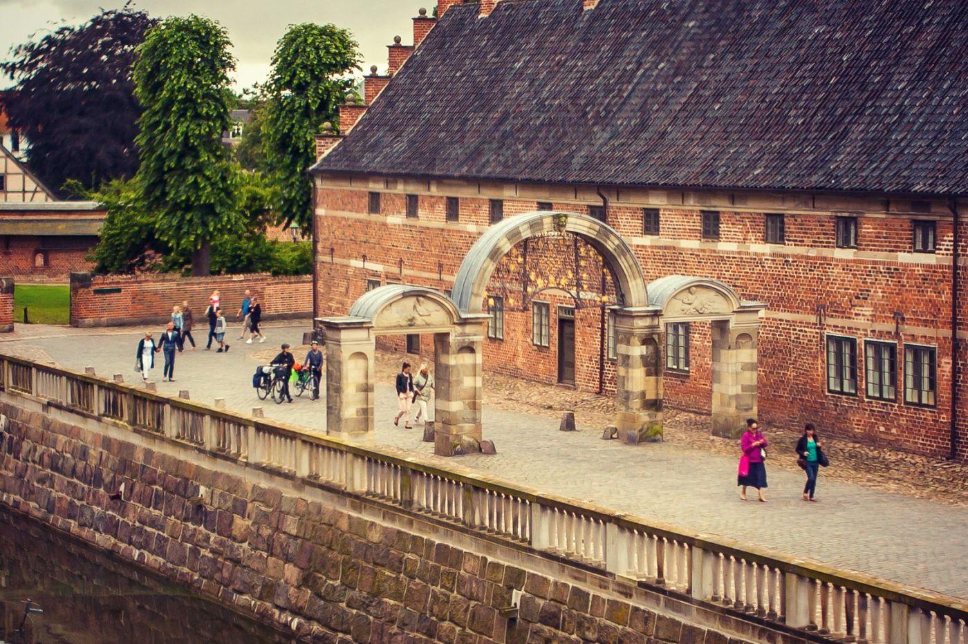 丹麦腓特烈堡城堡,当年的风采_图1-32