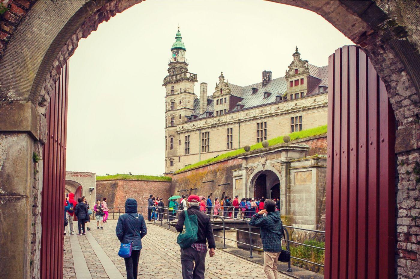 丹麦腓特烈堡城堡,当年的风采_图1-36