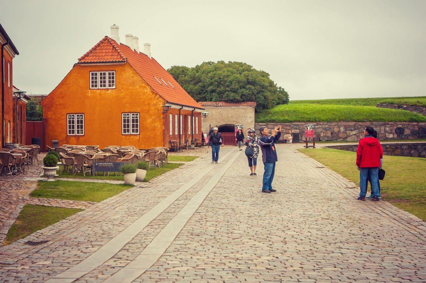 丹麦腓特烈堡城堡,当年的风采_图1-35