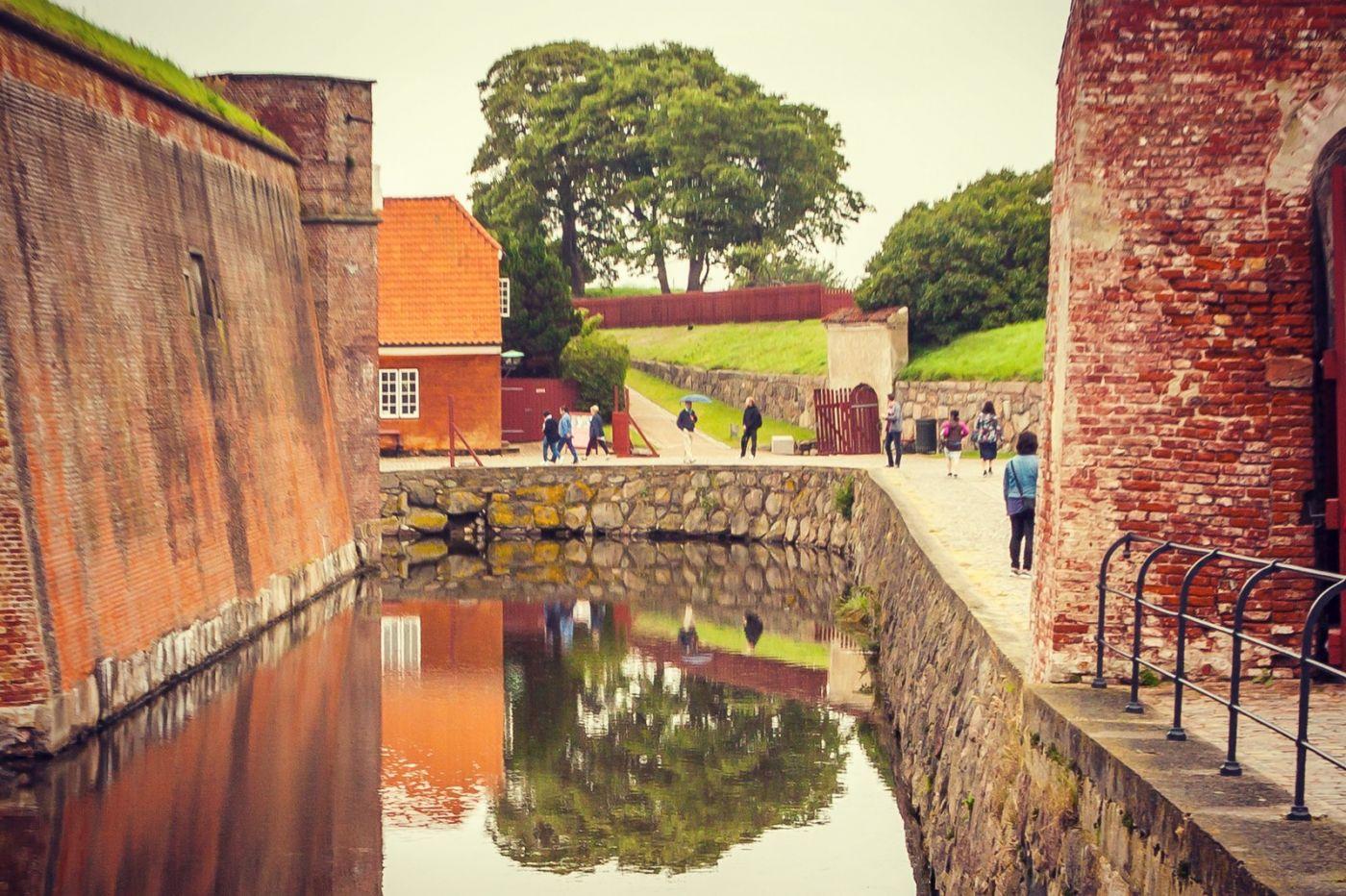 丹麦腓特烈堡城堡,当年的风采_图1-34