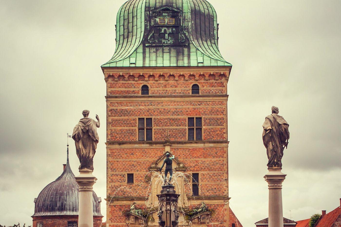 丹麦腓特烈堡城堡,当年的风采_图1-33