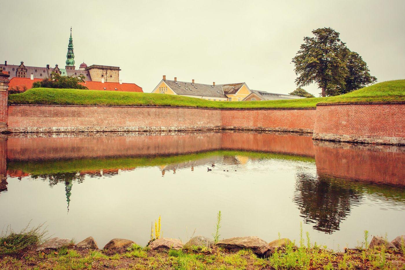 丹麦腓特烈堡城堡,当年的风采_图1-37