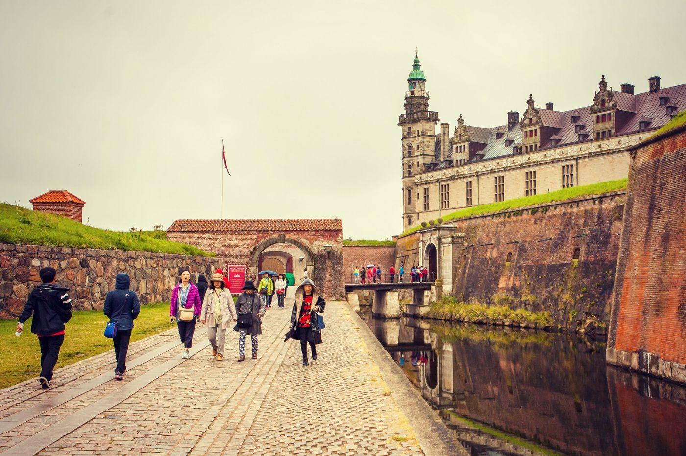 丹麦腓特烈堡城堡,当年的风采_图1-39