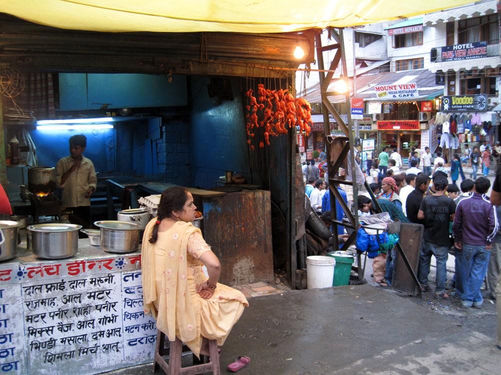 印度的所谓世外桃源---马纳里_图1-5