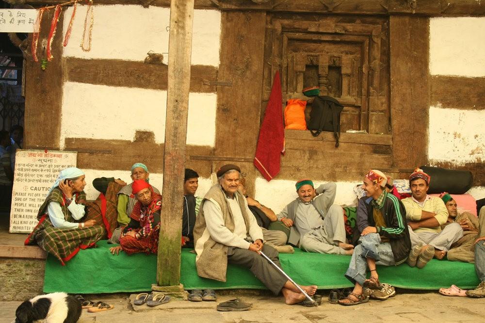 印度的所谓世外桃源---马纳里_图1-31