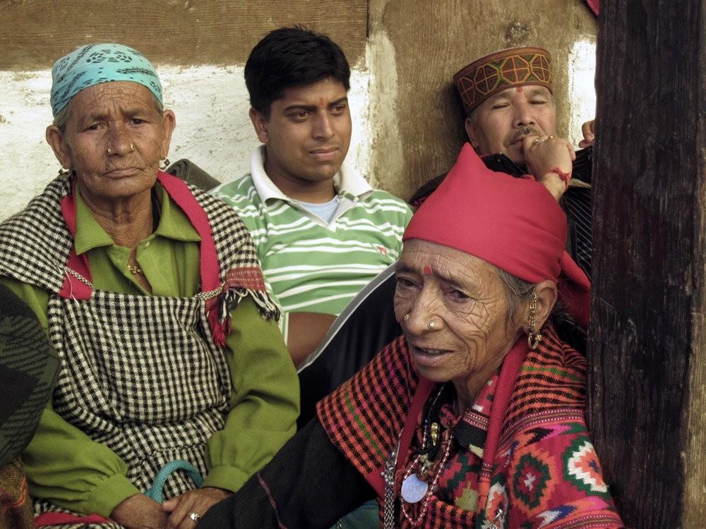 印度的所谓世外桃源---马纳里_图1-33